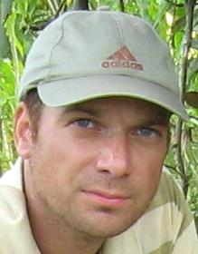 In a Bolivian jungle, 2007